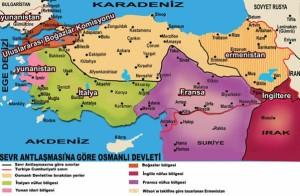 Batının Kompleksi Sevr Anlaşması