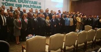 13 Mayıs 2017 Türk Dünyası ve Türk Dış Politikası
