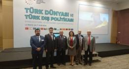 13 Mayıs 2017 Türk Dünyası ve Türk Dış Politikası1
