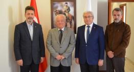 E. Korg. Mehmet ÇAVDAROĞLU'nun Ziyareti