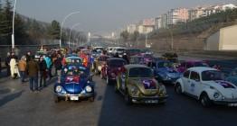 WosClub ile ATA'nın Ankaraya gelişi DİKMEN Sırtlarından ANITKABİRe 27 Aralık 2015