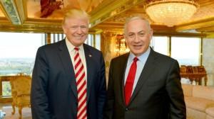 Trump Netanyahu Reuters