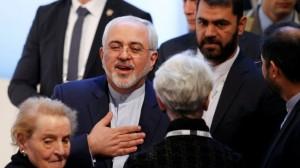 iran zarif reuters