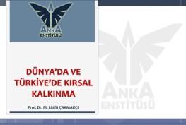 Dünya'da ve Türkiye'de Kırsal Kalkınma