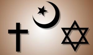üç din
