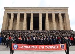 JANDARMA 178 YILDIR, GÜÇLÜ, GÜVENİLİR VE HAZIR