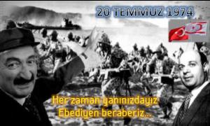 """TARİHİMİZİN UNUTULMAYAN MÜDAHALESİ: """"KIBRIS BARIŞ HAREKATI"""""""