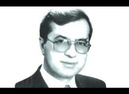 Dr. SADIK AHMET'İN ÖLÜM YILDÖNÜMÜ