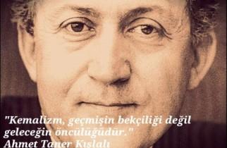 AHMET TANER KIŞLALI'YI SAYGIYLA ANIYORUZ.
