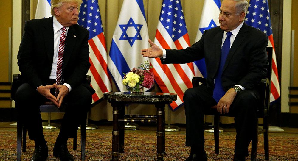 abd-israil-görüşme