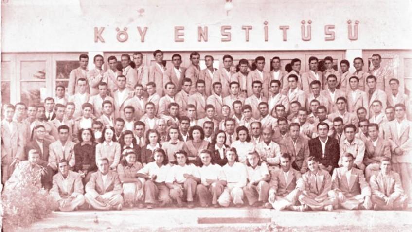 Köy-Enstitüsü-retro