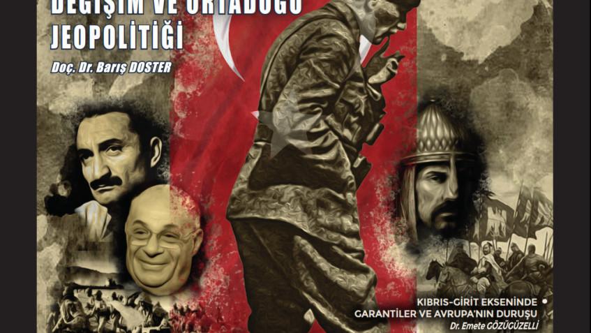 Anka Starateji Dergisi Temmuz-Ağustos 2018 8.sayı