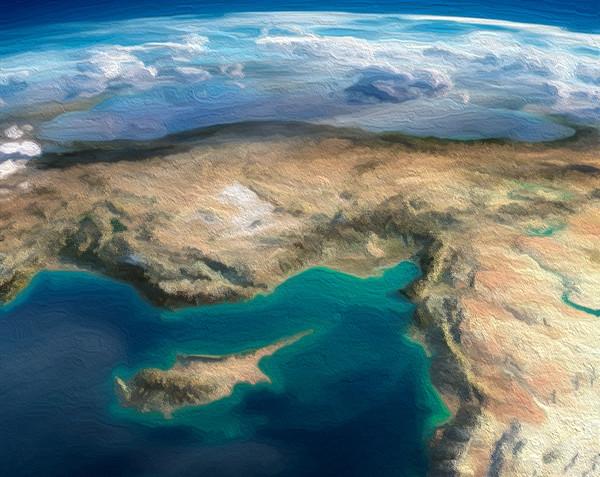 Kıbrıs jeopolitik