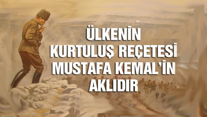 Tek Reçete Mustafa Kemal