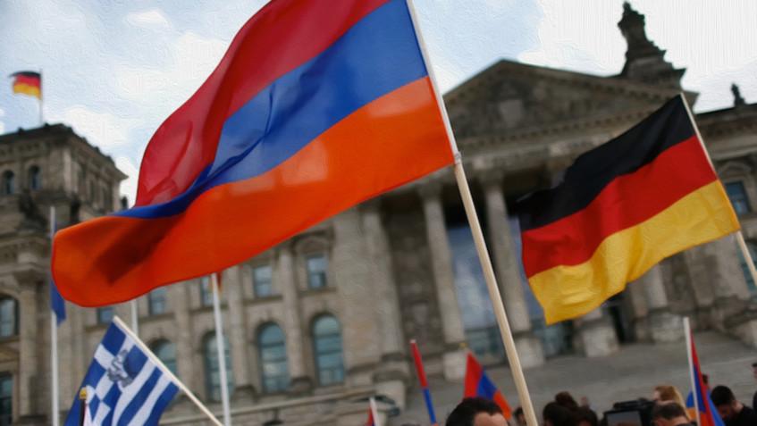 almanya-ermenistan