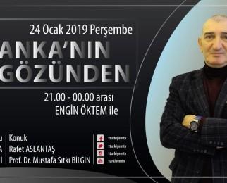 """""""ANKA'NIN GÖZÜNDEN"""" PROGRAMI YAYIN HAYATINA BAŞLIYOR"""