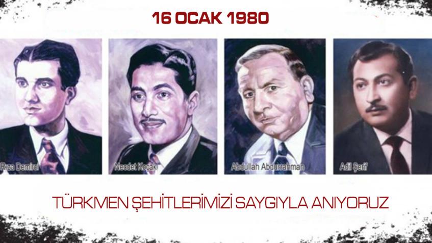 Türkmen Şehitleri