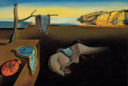 009-Belleğin-Azmi-The-Persistence-of-Memory-Dalí