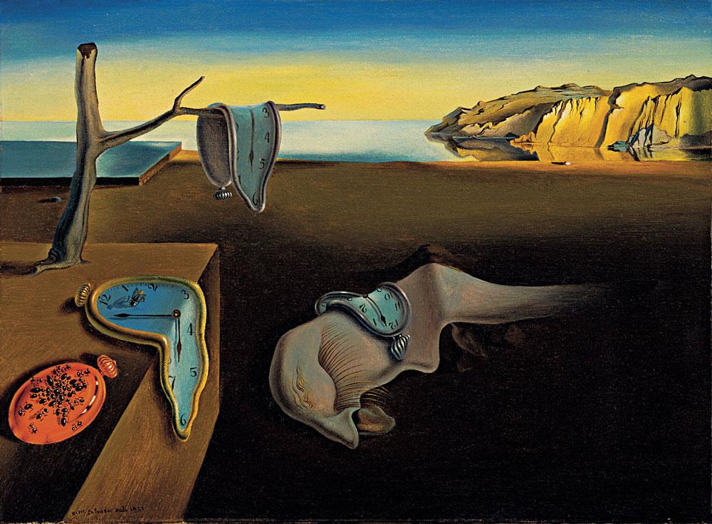 009-Belleğin-Azmi-The-Persistence-of-Memory-Dalí