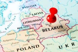 Belarus-harita